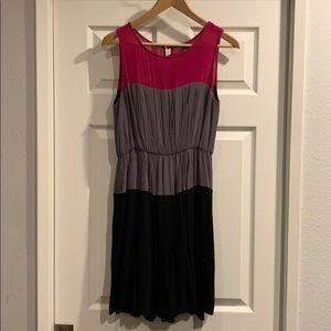 Taylor Color Block Dress